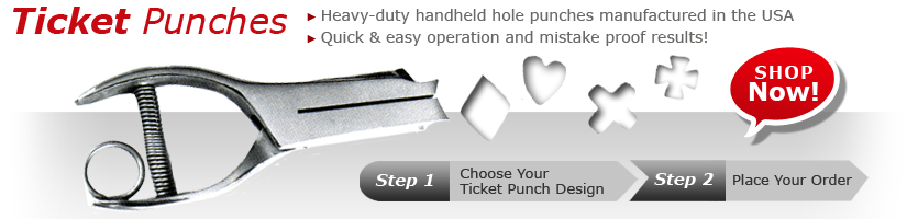 TICKET PUNCHERS