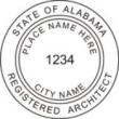 ARCHITECT STAMPS