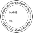 Professional Geophysicist