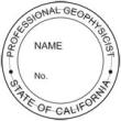 Professional Geophysicist