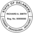 Licensed Professional Geologist