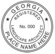 Registered Landscape Architect