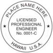 Licensed Professional Engineer