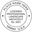 Licensed Professional Landscape Architect