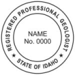 Registered Professional Geologist