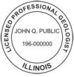 Licensed Professional Geologist