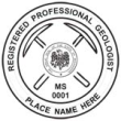 Registered Geologist