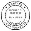 Licensed Land Surveyor