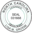 Licensed Geologist