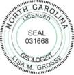 Licensed Geologist