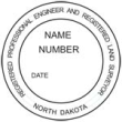 Registered Professional Engineer and Registered Land Surveyor