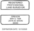 Registered Professional Land Surveyor