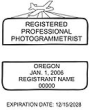 Registered Professional Photogrammetrist