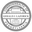 Registered Professional Land Surveyor