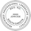 Registered Professional Landscape Architect