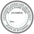 Licensed Landscape Architect