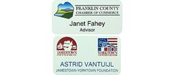 Digital Full Color Badges