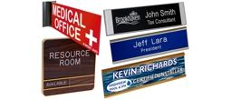Standard Wall Signs