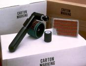 Hand Held Carton Marker HHCM