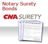 NOTARY BONDS