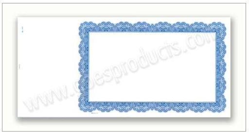 Medium Border w/stub