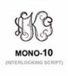 Interlocking Script