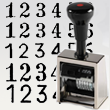 NEW Numbering Machines