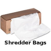 Shredder Bags