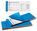 This slim design receipt book has been prepared especially for notaries. Provide clients with professional and easy to understand itemized receipts. Keep a copy for your records with non carbon duplicates.  state receipt laws. Rubberstampsandseals.com