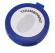 Inkless Thumbprint Pads are an easy and
